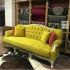 Sofa Panjang Santai Ukiran Jepara