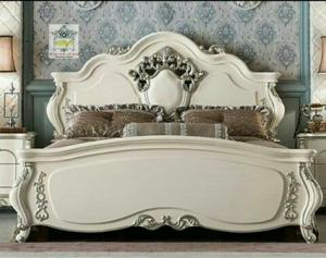 Tempat Tidur Duco Ukiran Mewah