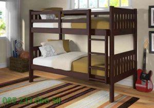 Tempat Tidur Anak Cowok Tingkat Minimalis