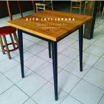 Meja Cafe Kotak Minimalis Terbaru