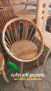 Kursi Cafe Minimalis Parabola Terbaru