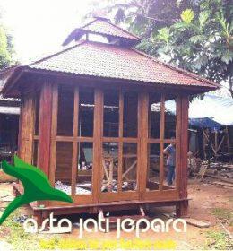 gazebo-kayu-jati-model-surau