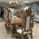 set-kursi-makan-raja