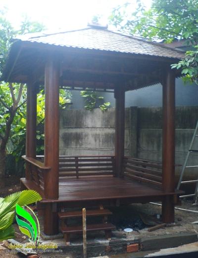 gazebo-kayu-kelapa-terbaru