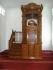 Daftar Harga Mimbar Masjid Kayu Jati Jepara