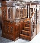 Mimbar Masjid Jati Terbaru Paling Laris