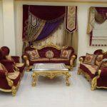7 Terbaik Sofa Tamu Mewah Ukiran untuk Ruang Tamu