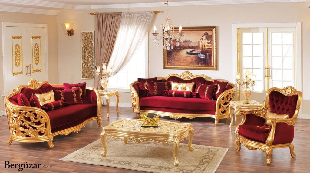 sofa-tamu-ukiran-warna-emas