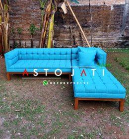 Sofa Mewah Minimalis