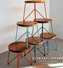 Kursi Cafe Besi 2018