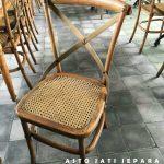 Kursi Cafe Modern Outdoor Minimalis