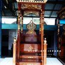 contoh mimbar masjid