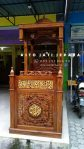 Mimbar Masjid Murah Ukiran Jepara
