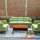 Sofa Tamu Retro Minimalis Asto - 222
