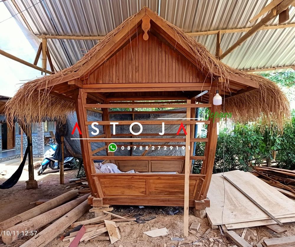 Gazebo Atap Ijuk Alang (2)